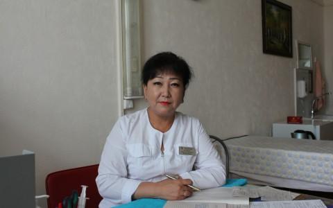 Гомбоева Марина Дашиевна