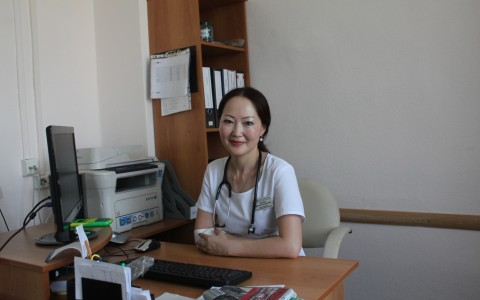 Дашиева Дарима Батожаповна