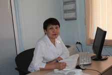 Доржиева Марина Бадмажаповна
