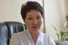 Жамбалова Раджана Михайловна