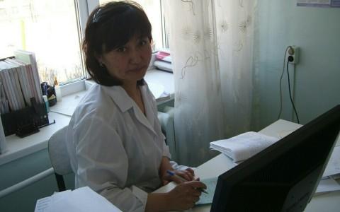 Жербакова Валентина Мироновна