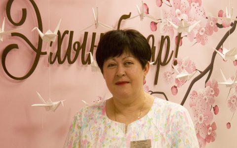 Пронина Ольга Николаевна