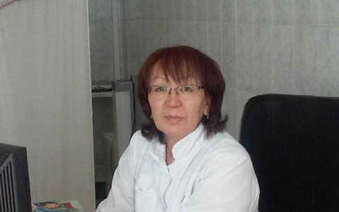 Мункуева Любовь Дашиевна