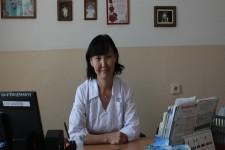 Дагбаева Людмила Валерьевна