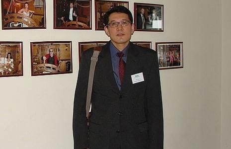 Дашиев Баир Гомбоевич