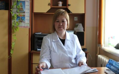 Матханова Ольга Юрьевна