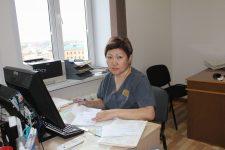 Дугаржапова Татьяна Дашиевна