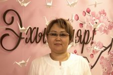Муханова Светлана Баировна