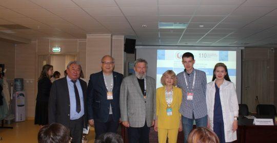 28-29 мая в городе Улан-Удэ в конференц-зале РПЦ прошло заседание  110-го Всероссийского образовательного форума «Теория и практика анестезии и интенсивной терапии: мультидисциплинарный подход»