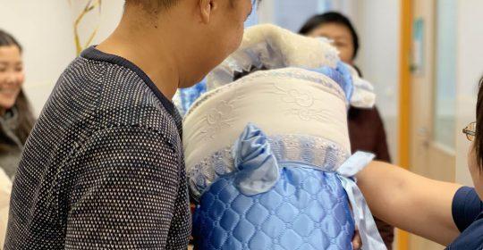 Более 5 тысяч малышей появилось на свет за один год в новом центре «Эхын баяр»
