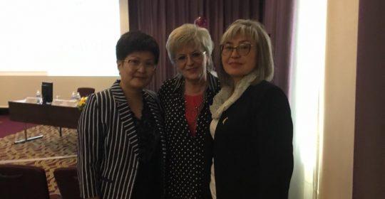 Врачи Бурятии приняли участие  в образовательном семинаре в городе Иркутске