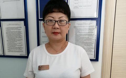 Нагуслаева Александра Бабасановна